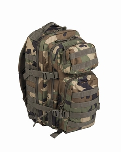 US Assaultpack Molle Woodland 30 L