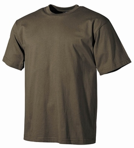 US  T-shirt Olive Top kwaliteit !