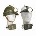Zweedse hoofdlamp , origineel leger Retro Style !