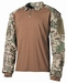 US Tactical Combat shirt operation camo